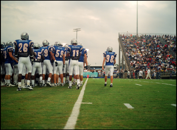 Byrnes High School Football Stadium Byrnes High School 39 s